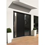 Entrance door - Collection Contemporaine