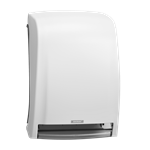 Katrin System Electric Towel Dispenser - White