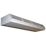 CYVM Wall mounted biddle air curtain for VRV
