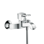 Metropol Classic Single lever bath mixer for exposed installation with lever handle 31340000