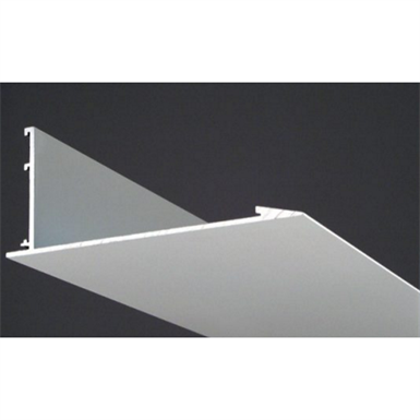 Axiom Knife Edge Perimeter Trim For Traditional Acoustical Lay