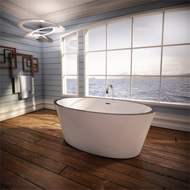 Charism 64 Quot X 36 Quot X 24 Quot Therapeutic Bath Freestanding