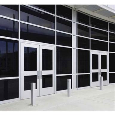 350500 Tuffline Entrances Kawneer Na Free Bim Object For Revit