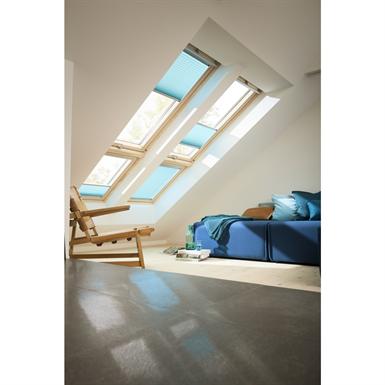 fen tre de toit fixe pour verri res planes coupler avec ggl ggu gpl gpu finition bois gil. Black Bedroom Furniture Sets. Home Design Ideas