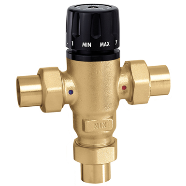 MixCal™ Adjustable Thermostatic Mixing Valve - NA Market