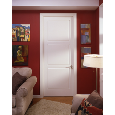 TRUSTILE TS SERIES DOOR TS - TS3000 (TruStile Doors) | Free BIM ...
