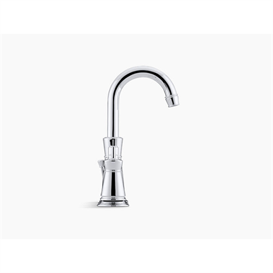 K-11076-4 ARCHER® WIDESPREAD BATHROOM SINK FAUCET WITH LEVER HANDLES ...