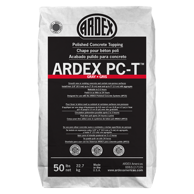 ARDEX PC-T™ ​Polished Concrete Topping​​​​​​​​​​​​​​​​​​​​​​