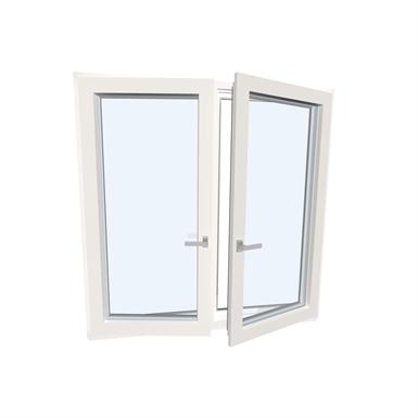 Window double upvc alu internorm kf310 model 3 internorm for Internorm fenster