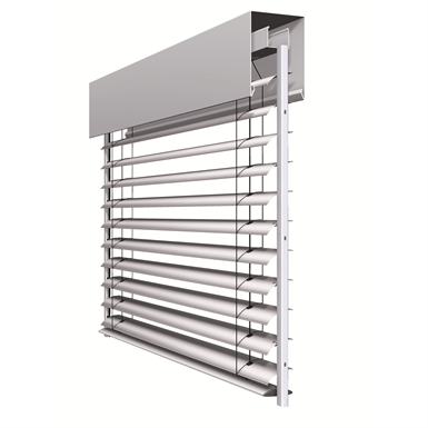 External Venetian Blind Warema Free Bim Object For