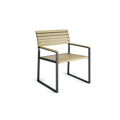 Garden lounge chair r shults free bim object for for Outdoor furniture revit