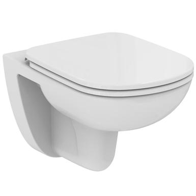 Ceramica Dolomite Ideal Standard.Gemma 2 Wall Hung Bowl White Rg Ceramica Dolomite Free