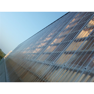 Onduclair Pc Go Corrugated Polycarbonate Roofing Sheet