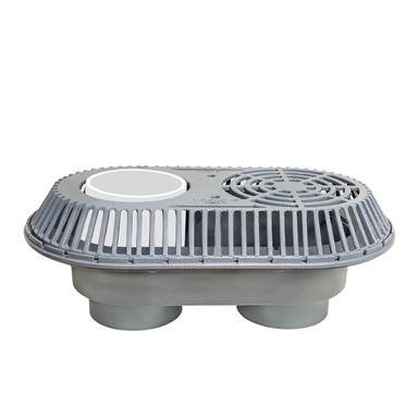 Big Daddy Single Cut Out Dual Roof Drain Rd 800 Watts