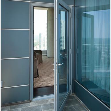 2000t Terrace Doors Kawneer Na Free Bim Object For Revit Bimobject