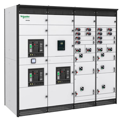 Okken Power Distribution And Motor Control Switchboard