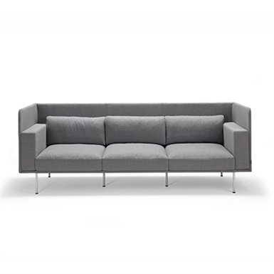 Varilounge High Sofa 3 Seater Offecct Free Bim Object