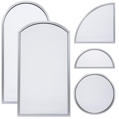 Standard Aluminum Radius Window Arch Window Milgard