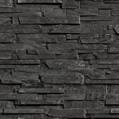 Facade Stones - Dark Stone