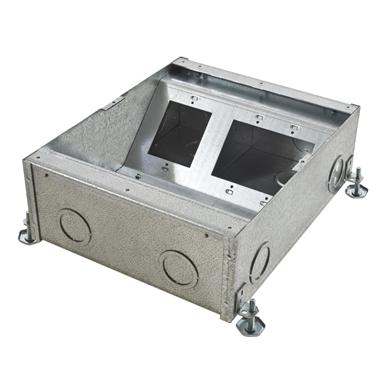 Cfb7g Series Multi Service Floor Box Hubbell Premise