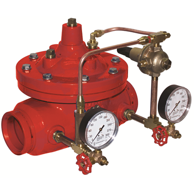 Zw209fp Fire Protection Pressure Reducing Valve Zurn