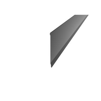 SFB2 - FRONT EAVES FLASHING (Lindab) | Free BIM object for Revit