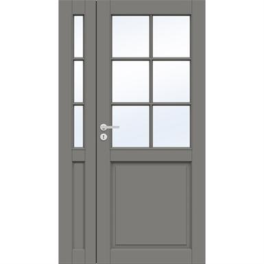 Interior Door Craft 102 Double Unequal Jeld Wen Northern Europe