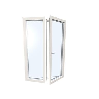 Windowdoor double upvc alu internorm kf310 model 5t for Internorm fenster