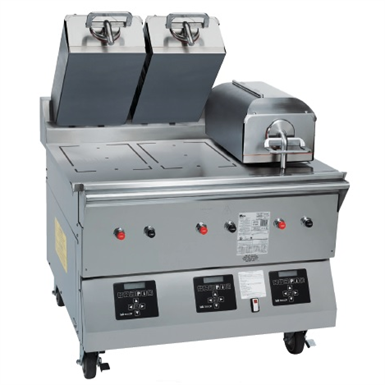 ELECTRIC CLAMSHELL GRILL C842 Taylor Company