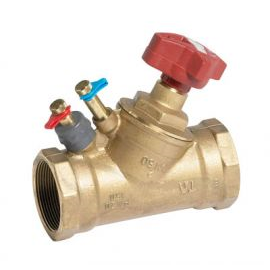 TA MANUAL BALANCING VALVE WITH THREADED ENDS