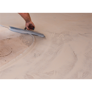 ARDEX MRF™ Moisture-Resistant, Rapid Drying, Skimcoat Patching Underlayment