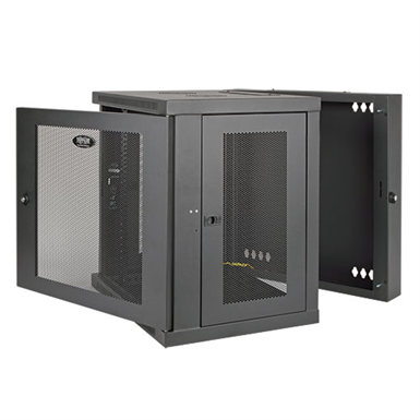 Smartrack 12u Low Profile Switch Depth Wall Mount Rack Enclosure Cabinet Hinged Back Tripp Lite Free Bim Object For Revit 3ds Max Ifc Archicad Sketchup Bimobject