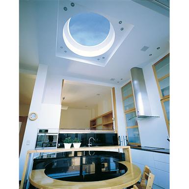 Klarlux Circular Roof Domes Nytec Plast Ab Free Bim