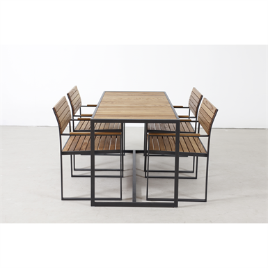 Garden Bistro Table 6 R 246 Shults Free Bim Object For