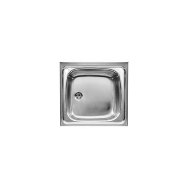 E 600 SINGLE BOWL KITCHEN SINK (Roca)   Free BIM object for ArchiCAD ...