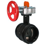 3d piping diagram firelock reg butterfly valve supervised open series 705