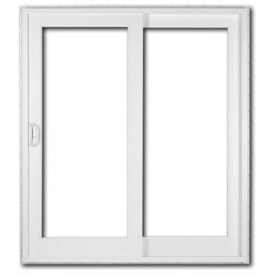 MADEIRA® VINYL REPLACEMENT FRENCH SLIDING PATIO DOOR (Simonton ...