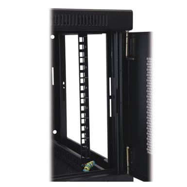 Smartrack 6u Low Profile Switch Depth Wall Mount Rack