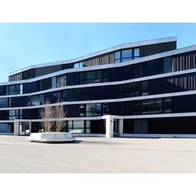 MONTANA - MONTAFORM® - FACADE CLADDING PROFILES FOR ARCHITECTURAL