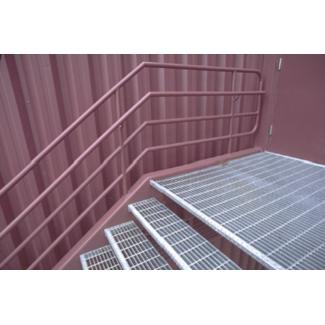 Amico Metal Grating Stair Treads Amico Free Bim Object