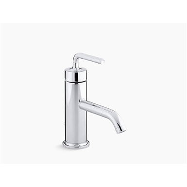 K 14402 Purist 174 Single Handle Bathroom Sink Faucet With Straight Lever Handle Kohler Free Bim Object For 3ds Max Revit Bimobject