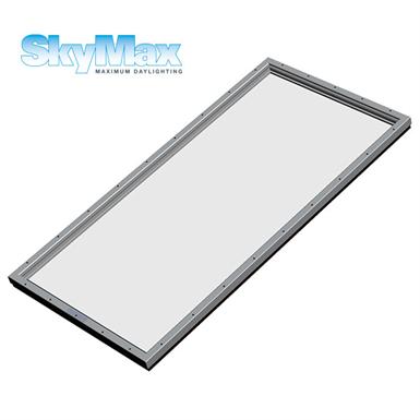 Skymax Large Span Glass Unit Skylight Wasco Skylights Free Bim Object For Revit Bimobject