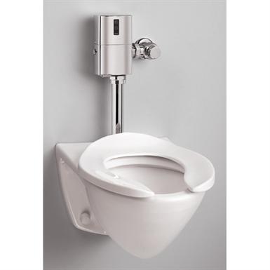 Commercial Flushometer High Efficiency Toilet Het Wall