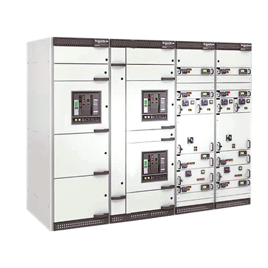 Blokset Distribution And Motor Control Switchboard Up To