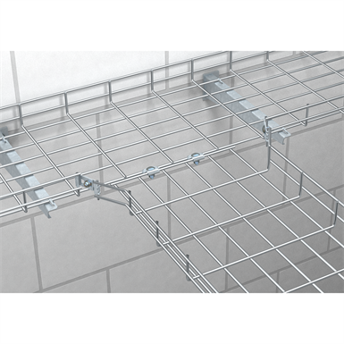 WIRE MESH CABLE TRAY (Chalfant Manufacturing Company) | Free BIM ...