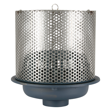 Z110 15 Quot Diameter Main Green Roof Drain With Perforated