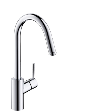 Talis S 178 Variarc Single Lever Kitchen Mixer 260 With Pull