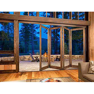 Anderson Patio Doors >> BI-FOLD DOOR, AVAILABLE IN INSWING AND OUTSWING CONFIGURATIONS (Sierra Pacific Windows) | Free ...
