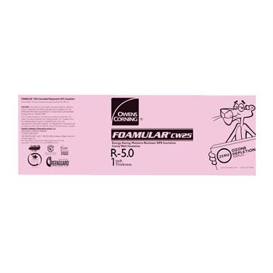Foamular 174 Cw25 Extruded Polystyrene Xps Rigid Foam