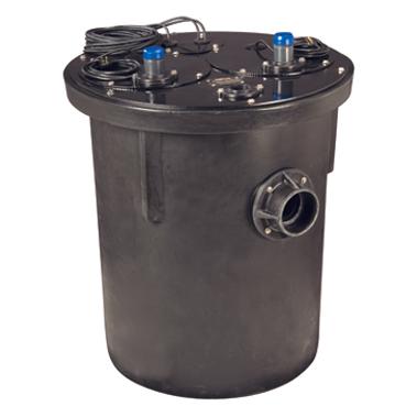 1100 Series 30 Quot X 36 Quot Duplex Sewage Ejector System